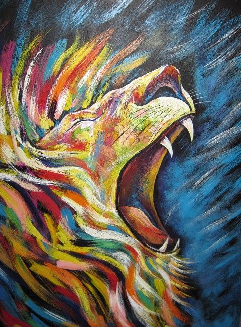 25 Best Ideas About Lion Painting On Pinterest Lion Art Watercolor Lion And Lion Drawing