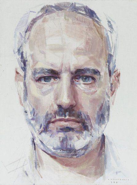 Nick Mourtzakis: Portrait of Alex Wodak