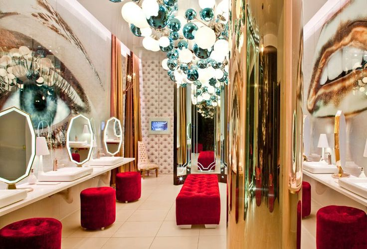 WOW!! Check this out for some 'Colour Inspiration' by 'CN Painters Melbourne'. A Glamorous Rest Room... cnpaintersmelbourne.com.au