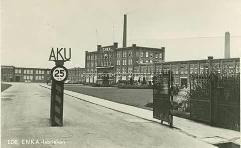 Enka Fabriek Ede