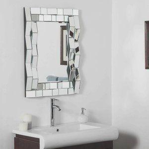 Pics Of Iso Rectangular Bathroom Mirror