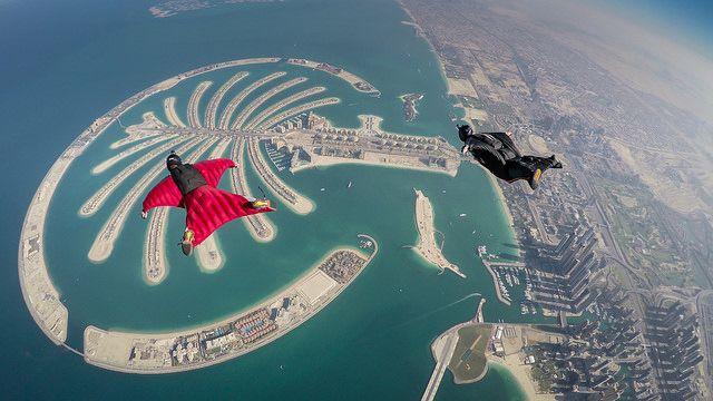 10 Most Unique Skydiving Destinations in the World - Travel & Pleasure
