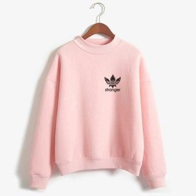 Stranger Things Sweatshirt New TV Show Women Clothes Stranger Things Hoodie Sweatshirts Fashion Capless Most Drop Shipping 1