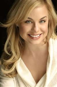 Jessica Collins aka Avery. Yes, I still like Avery. Dylan and Avery are a challenge for me right now, though.