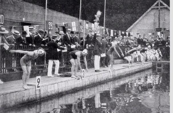Nuoto 1916