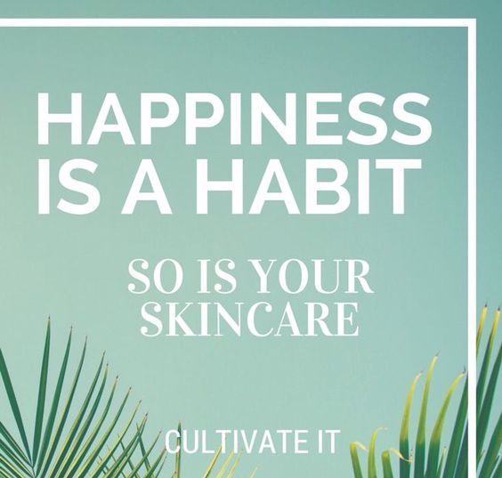 Skincare skincaretips skincareproduct quote of the for Salon quotes and sayings