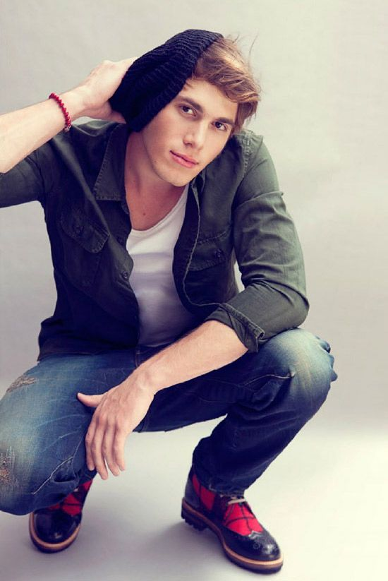 "Blake Jenner - Entienne St.Clair (""Anna and the french kiss"" by Stephanie Perkins)"