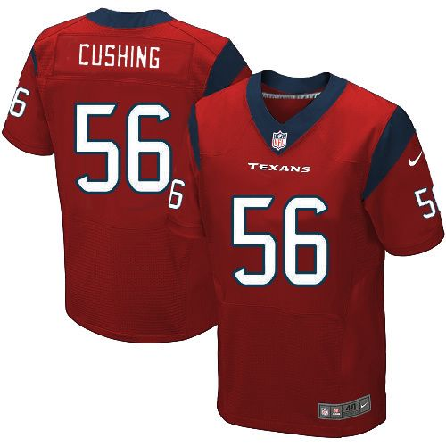 shop for official mens nike houston texans arian foster elite alternate red jersey. get same day shi