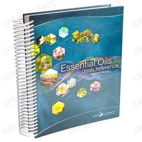 7th Edition Essential Oils Desk Reference