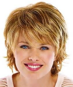 SHORT HAIRSTYLES FOR FAT FACES AND DOUBLE CHINS ~ FindMemes.com …