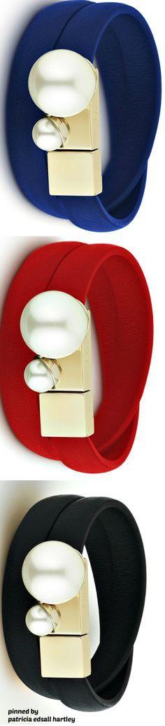 Dior Pearl Bracelets