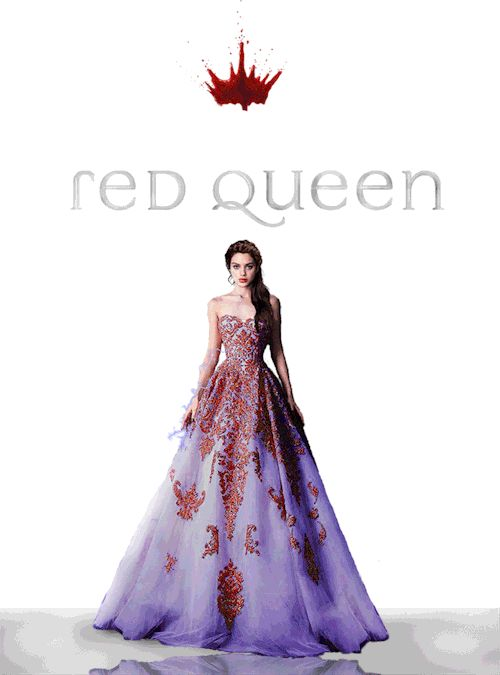 Mare Barrow ~ RED QUEEN (THIS IS AMAZING OMGGG)