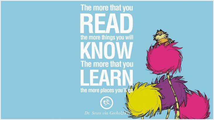 495 Dr Seuss Quotes Wallpaper