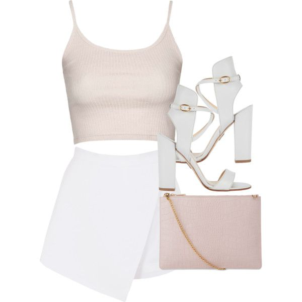 Untitled #2727 by elenaday on Polyvore featuring polyvore, fashion, style, Topshop, BeginAgain Toys, Paul Andrew and clothing