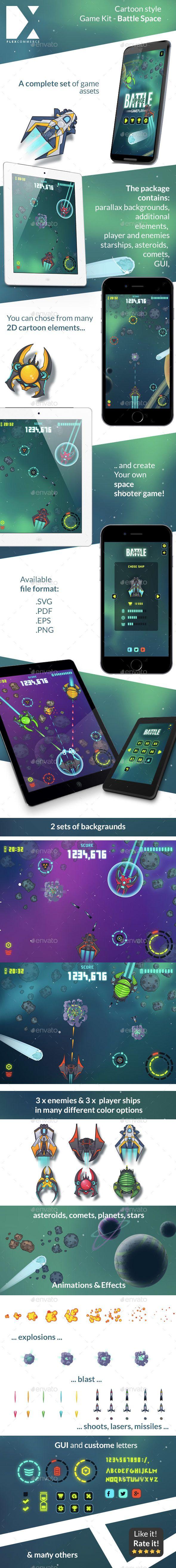 Battle Space - Game Kit (Game Kits)