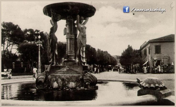 La fontana delle Sirene