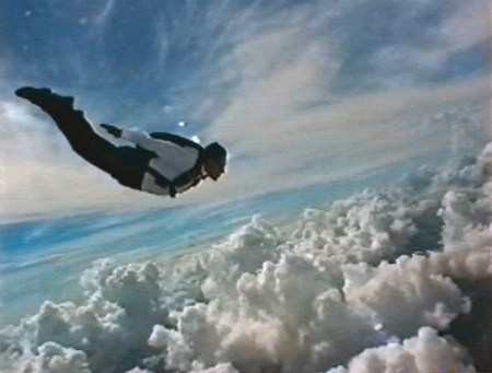 Skydiving (something I was supposed to do, and never did, with my Grandfather, before he passed):