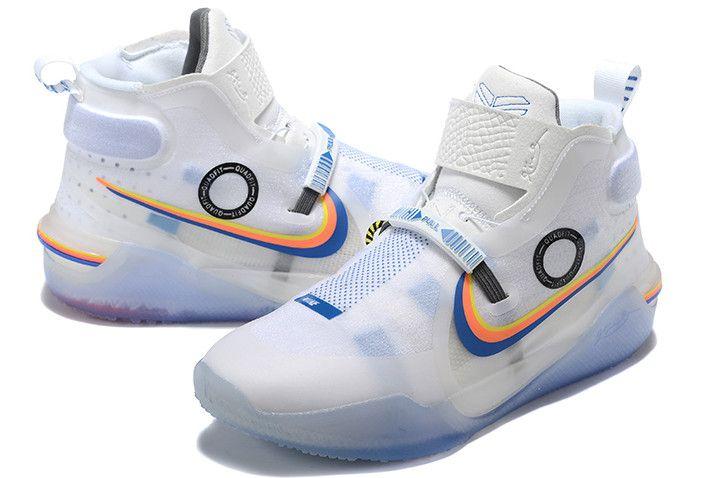 2019 Nike Kobe AD NXT White/Blue/Yellow/Orange For Sale ...