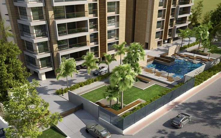 Most high rise #apartments offer several #amenities like gymnasium, children's park, party hall etc. for the residents. It also gives you an opportunity to interact and bond with your neighbors.
