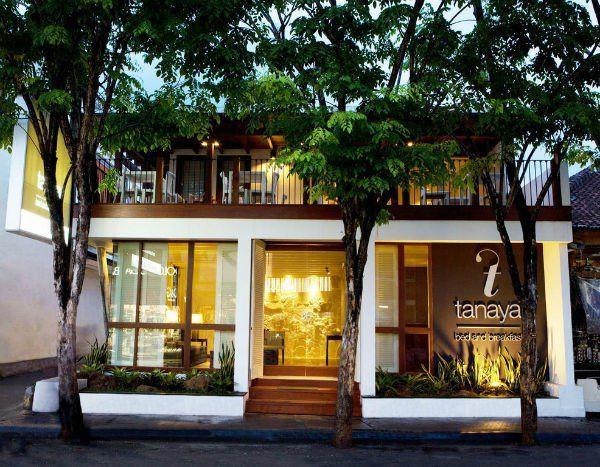 Bali Tanaya Bed Breakfast In Indonesia Asia