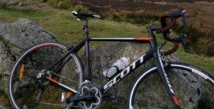 Ireland's Premier Online Bicycle Register: Stolen Bicycle - Scott Speedster 40