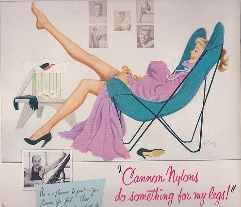 Vintage style: Vintage Lingerie, Curves Appeal, Vintage Wardrobe, World Maps, Maps App, Vintage Ads, Vintage Style, Collection Gallery, Cannon Nylons