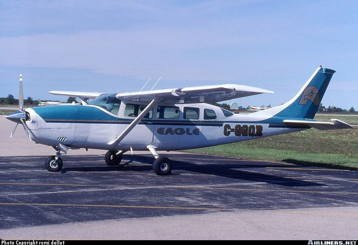Cessna T207A Turbo Skywagon 207 - Eagle Airlines | Aviation Photo #0184771 | Airliners.net