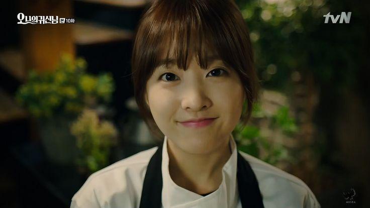 Na Bong Sun. Oh My Ghostess (2015). Park Bo-young (12/02/1990).
