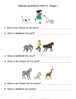 Spatial Concepts: Questions about Object Locations 2   - Pinned by @PediaStaff – Please Visit ht.ly/63sNtfor all our pediatric therapy pins