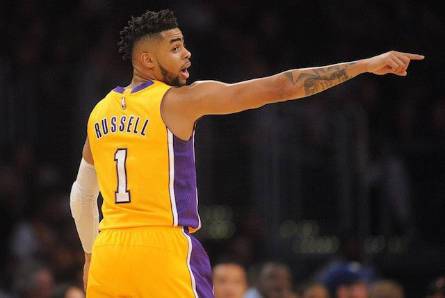 Lakers News: D'Angelo Russell Forces Himself Not To Think He's 'Untouchable'