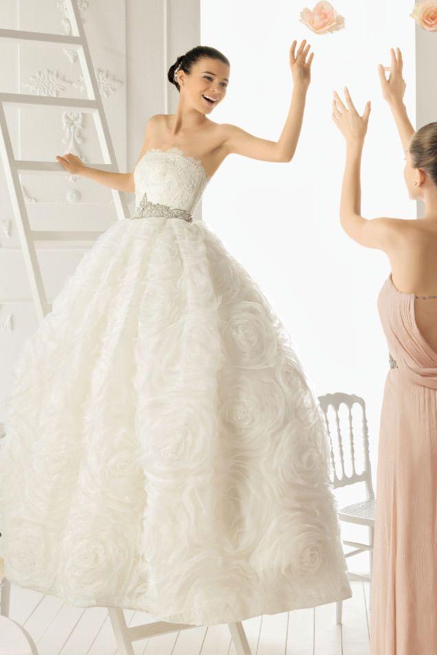 ロサ・クララ|Rosa Clara|ウェディングドレス レンタル|オーセンティック銀座・広尾
