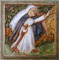 the feast of Blessed Margaret Castello (1287–1320), patron of the disabled and unwanted.