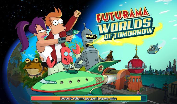 Futurama dopo l'estate forse tornerà in qualche forma https://www.sapereweb.it/futurama-dopo-lestate-forse-tornera-in-qualche-forma/         Lo spin-off futuristico dei Simpsons, Futurama, ha avuto una vita piuttosto travagliata: dopo le prime quattro stagioni andate in onda fra il 1999 e il 2003, sono stati prodotti quattro film nel 2007 (che valgono come quinta stagione) e due ultimestagioni fra 2010 e 2013.Sono...