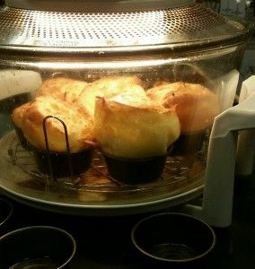 Yorkshire Puddings in the Halogen Oven More