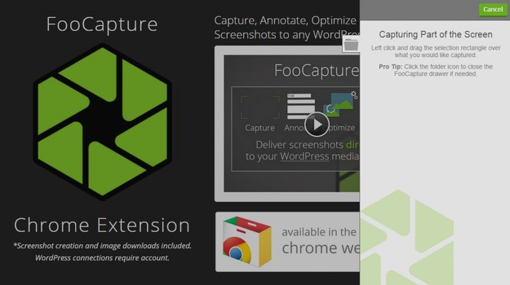 Learn how you can create picture based tutorials easily on WordPress by using the FooCapture Chrome Extension.