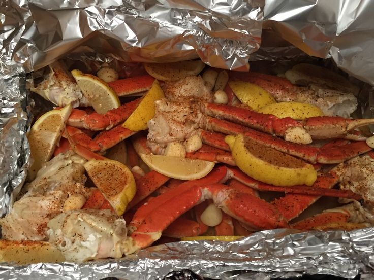 How many times have you been served rubbery, dry crab legs? Most of the crab legs available in grocery stores have beenpre-cooked then frozen. It's just the way it is. These can be great if you ...