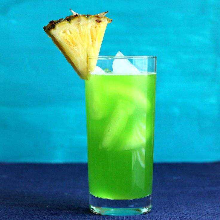 Ultimate Junebug Drink Recipe: Midori, Malibu Coconut Rum