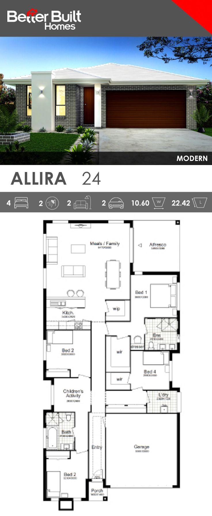 Best 25 single storey house plans ideas on pinterest