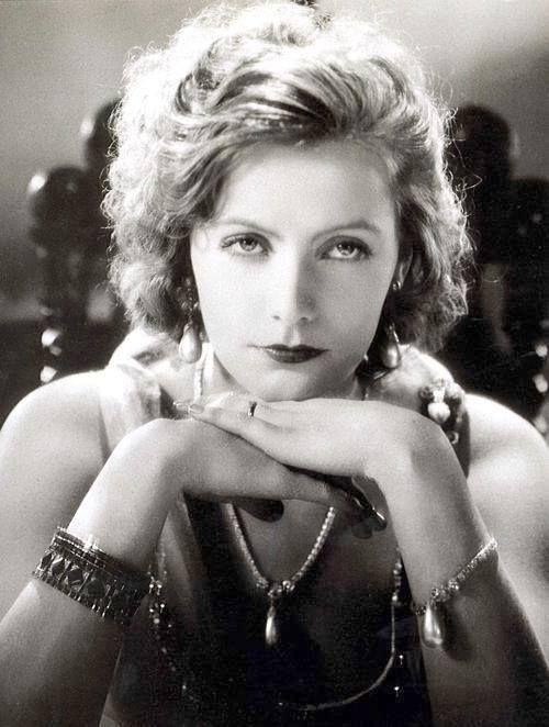 Greta Garbo as 'Anna Karenina' - 1927 - Anna Karenina (Love) - Directed by Edmund Goulding