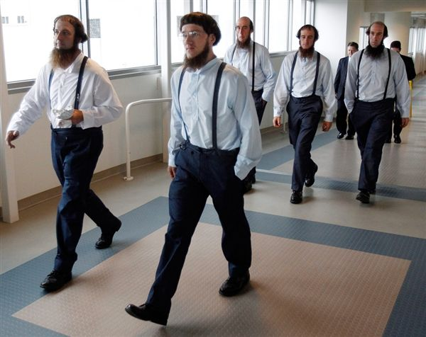 Hate crime trial under way in Amish beard-cutting attacks nIn Ohio - U.S. News via NBCNEWS.com. We must put an end to hatred and ignorance in the US.