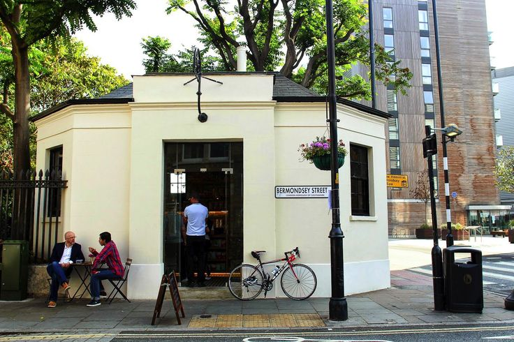 The Watch House, Bermondsey, London. Great little coffee shop. #cafe #coffeeshop