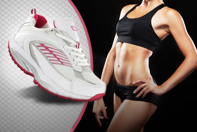Pineapple Toning Trainers