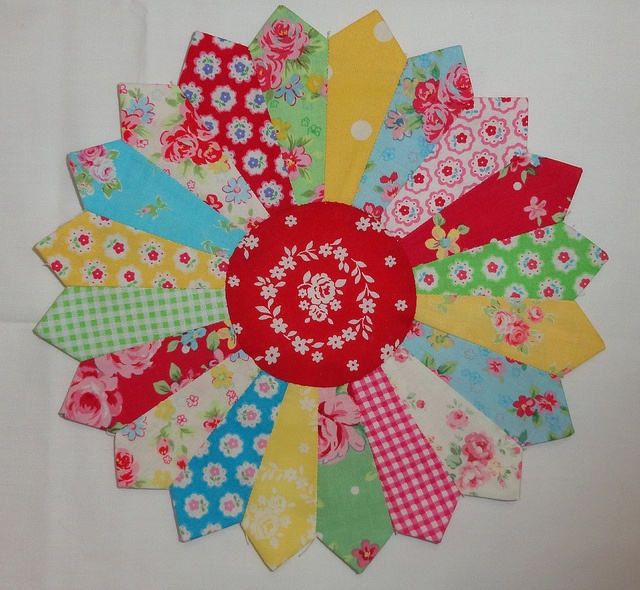 Lecien fabrics ... love the centre