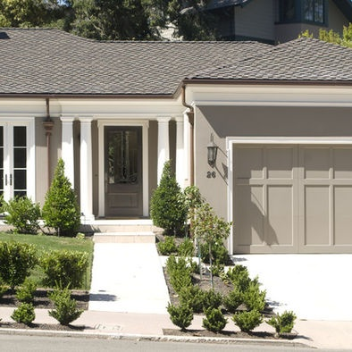 paint. Gray Stucco Design, Pictures, Remodel, Decor and Ideas - page 2
