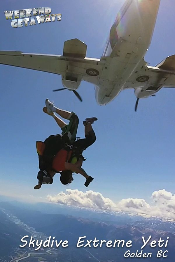 Skydive Extreme Yeti Scenic Mountain View Fighter Jets