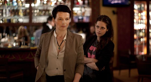 Melissa Anderson on Clouds of Sils Maria and Time Out of Mind at the NYFF - artforum.com / film