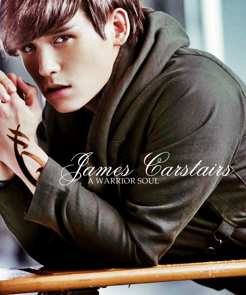Anthony Neely as Jem Carstairs - The Infernal Devices