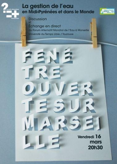 poster / paper cut