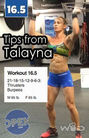 2016 16.6 Crossfit Open Strategy and tips