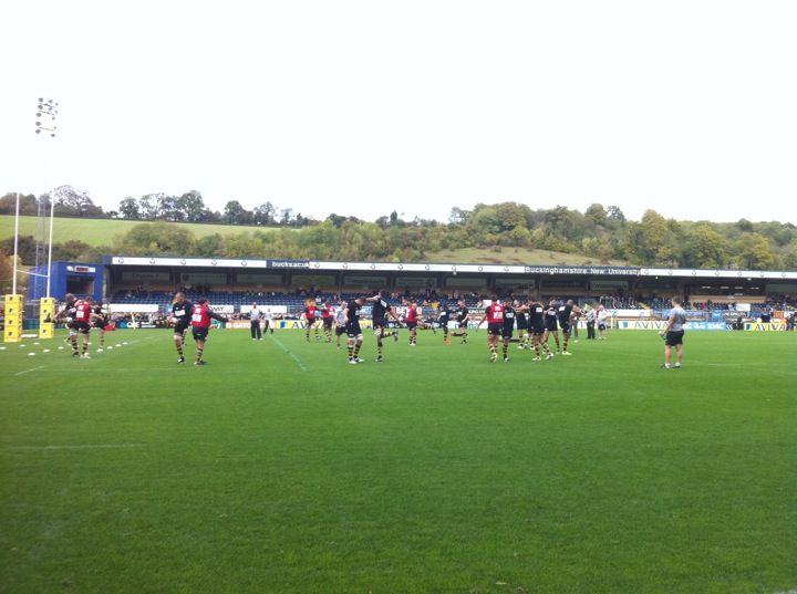 Adams Park - Wycombe Wanderers